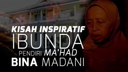 Kisah Mbah Khadijah dan Pendirian Ma'had Bina Madani Puteri