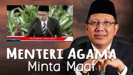 Menteri Agama Minta Maaf Terkait Al-Qur'an Langgam Jawa