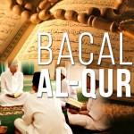 Video Motivasi 'Bacalah Al-Qur'an Setiap Hari!'