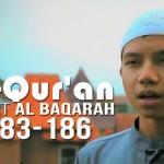 Al-Qur'an Surat Al Baqarah 183-186
