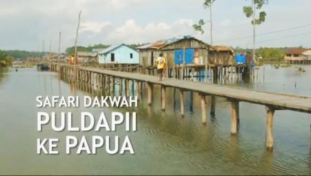 Safari Dakwah Puldapii ke Papua