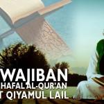 Penghafal Al-Qur'an 'Wajib' Qiyamul Lail dengan Membaca Minimal 2 Juz