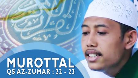 Murattal QS Az-Zumar : 22 – 23