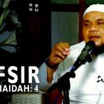 Tafsir QS. Al-Maidah ayat 4