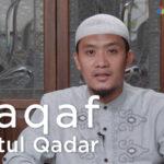 Waqaf Lailatul Qadar