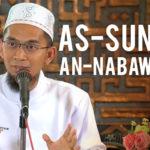 As-Sunnah An-Nabawiyyah