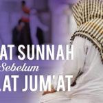 Sholat Sunnah Sebelum Sesudah Sholat Jum'at